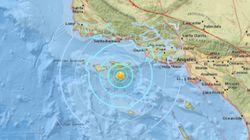 강도 5.3 지진이 로스앤젤레스 인근 해협에서