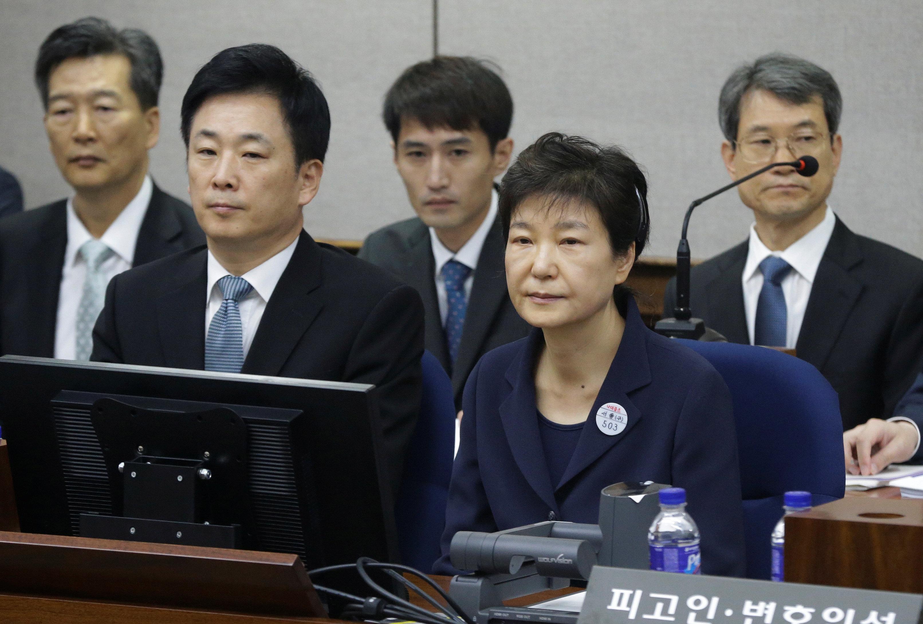 박근혜의 1심 재판은 아직 끝난 게 아니다