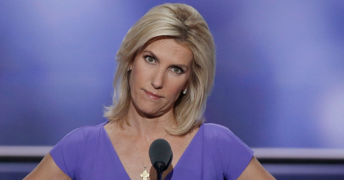 Laura Ingraham Dumped By Yet Another Sponsor Despite Being Off TV For A Week