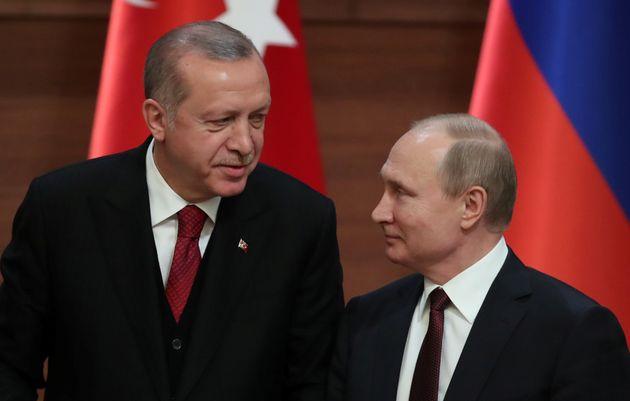 Η προσέγγιση Τουρκίας - Ρωσίας και ο αντίκτυπος στην