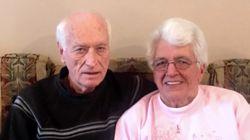 50년 전에 이혼했던 부부가 재혼을 결심한