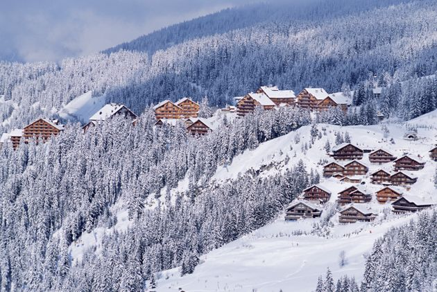 The French ski resort of