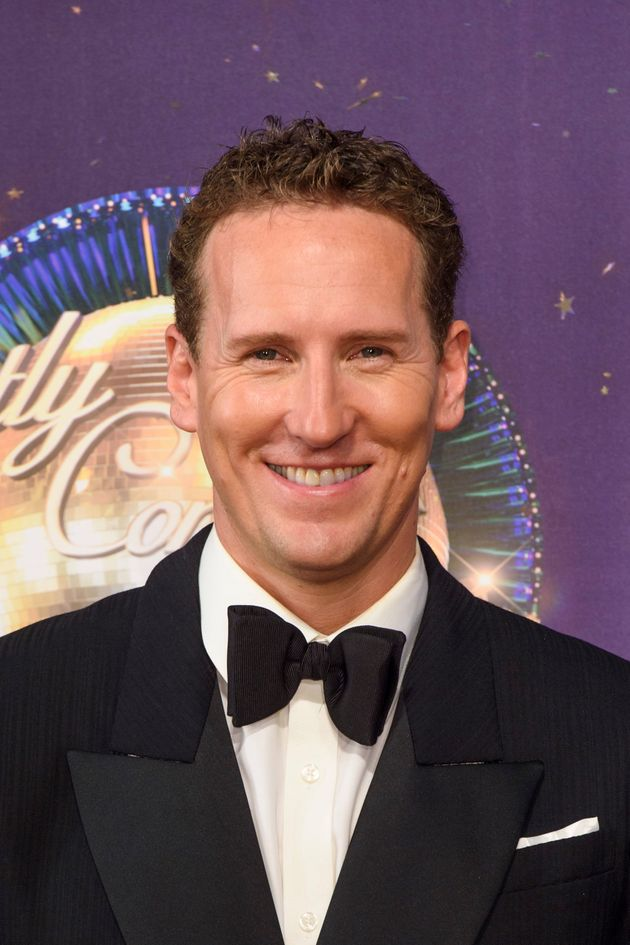 Brendan Cole has been axed from the
