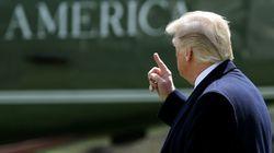 Le président américain promet le déploiement de 2.000 à 4.000 militaires à la frontière du Mexique