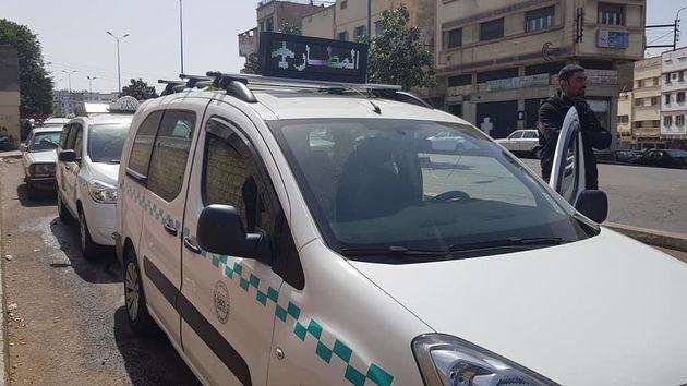 Inédit: Les petits taxis de Casablanca peuvent désormais afficher leur