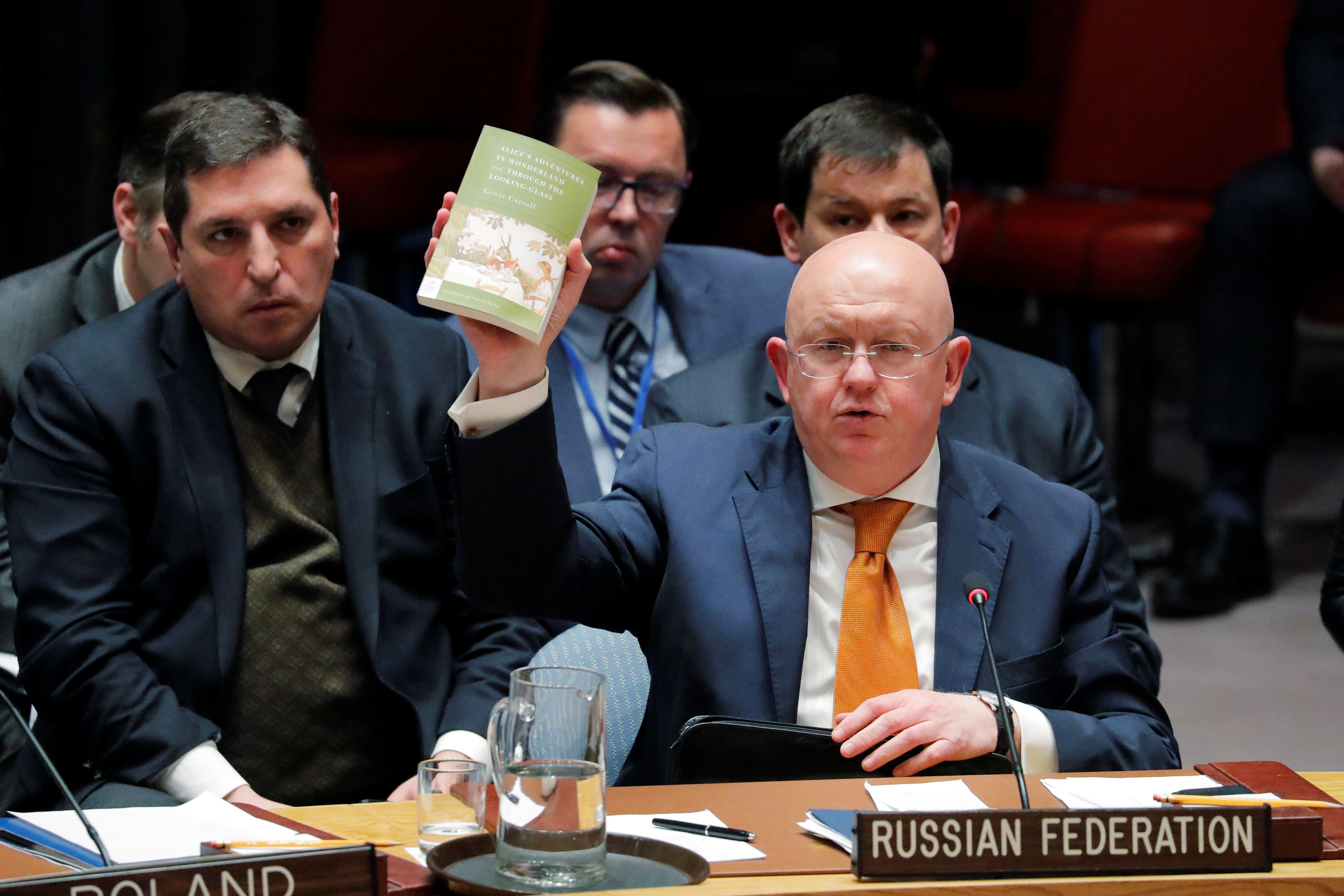 Why Does Russia Have More Than 20 Explanations For The Salisbury