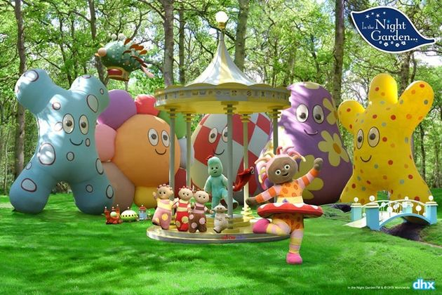 In The Night Garden: How Igglepiggle And His Friends Talk Your Toddler's