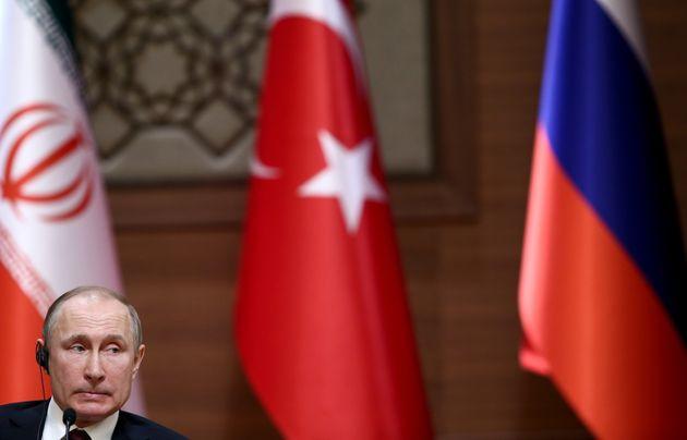 Νέα Τάξη Πραγμάτων διαμορφώνεται από Ρωσία- Τουρκία -