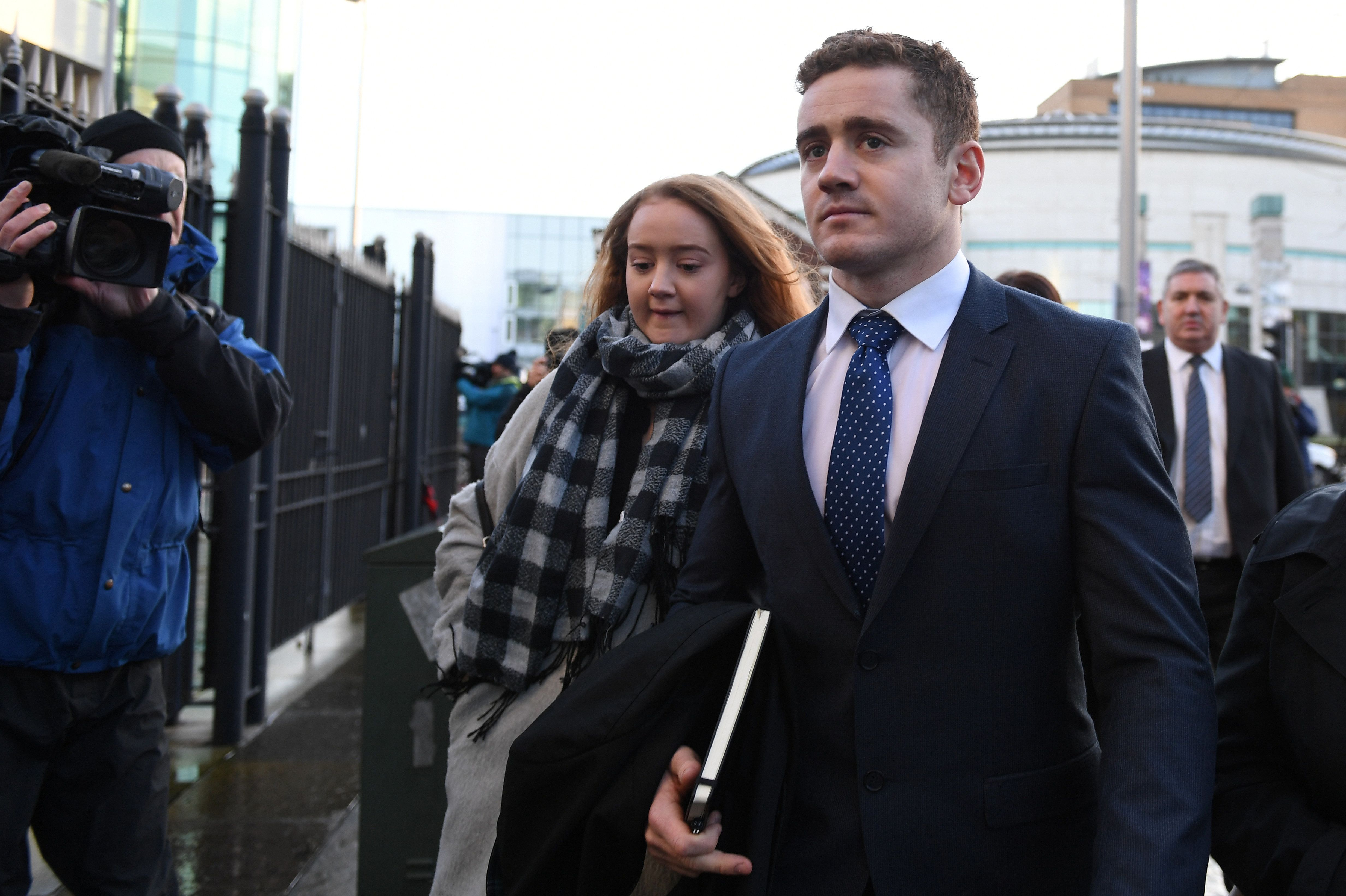 Ireland and Ulster rugby player Paddy Jackson has expressed his remorse after being acquitted of rape...