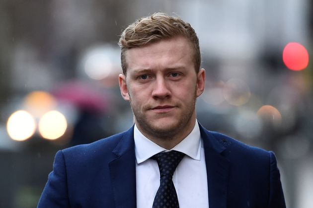 Jackson's Ulsterteammate Stuart Olding, 25, has also expressedregret for his involvement...