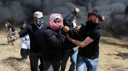 Manifestations du retour: deux palestiniens tués et 250 blessés à