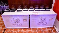 Les lauréats des différents prix de la 34ème édition de la Foire du livre de Tunis