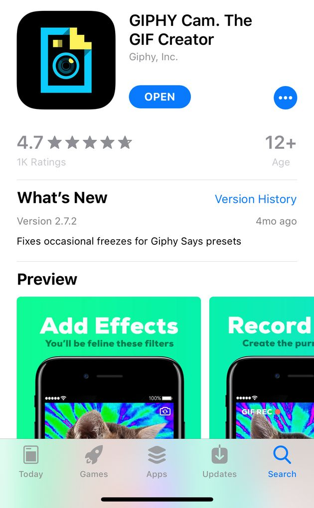 How To Make A GIF On Your iPhone/Android Without Using