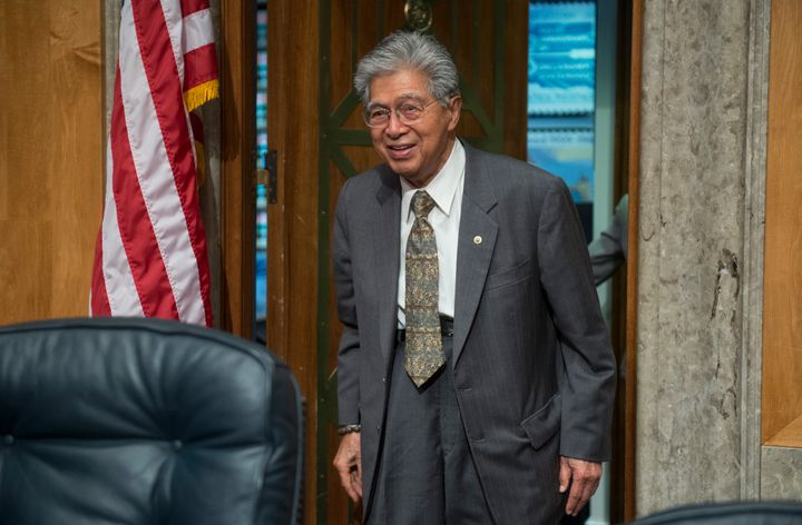 Former Sen. Daniel Akaka was known as an advocate for Native Hawaiians and veterans.