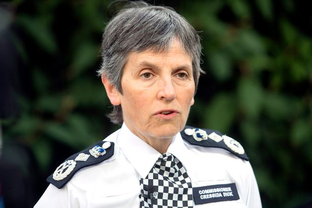 Cressida Dick has warned the speed of social media meant people could go