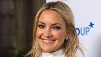 "Actress Kate Hudson poses at the inaugural ""Goldie's Love In for Kids"" benefit event in Beverly Hills, California November 21, 2014. REUTERS/Mario Anzuoni  (UNITED STATES - Tags: ENTERTAINMENT PROFILE)"