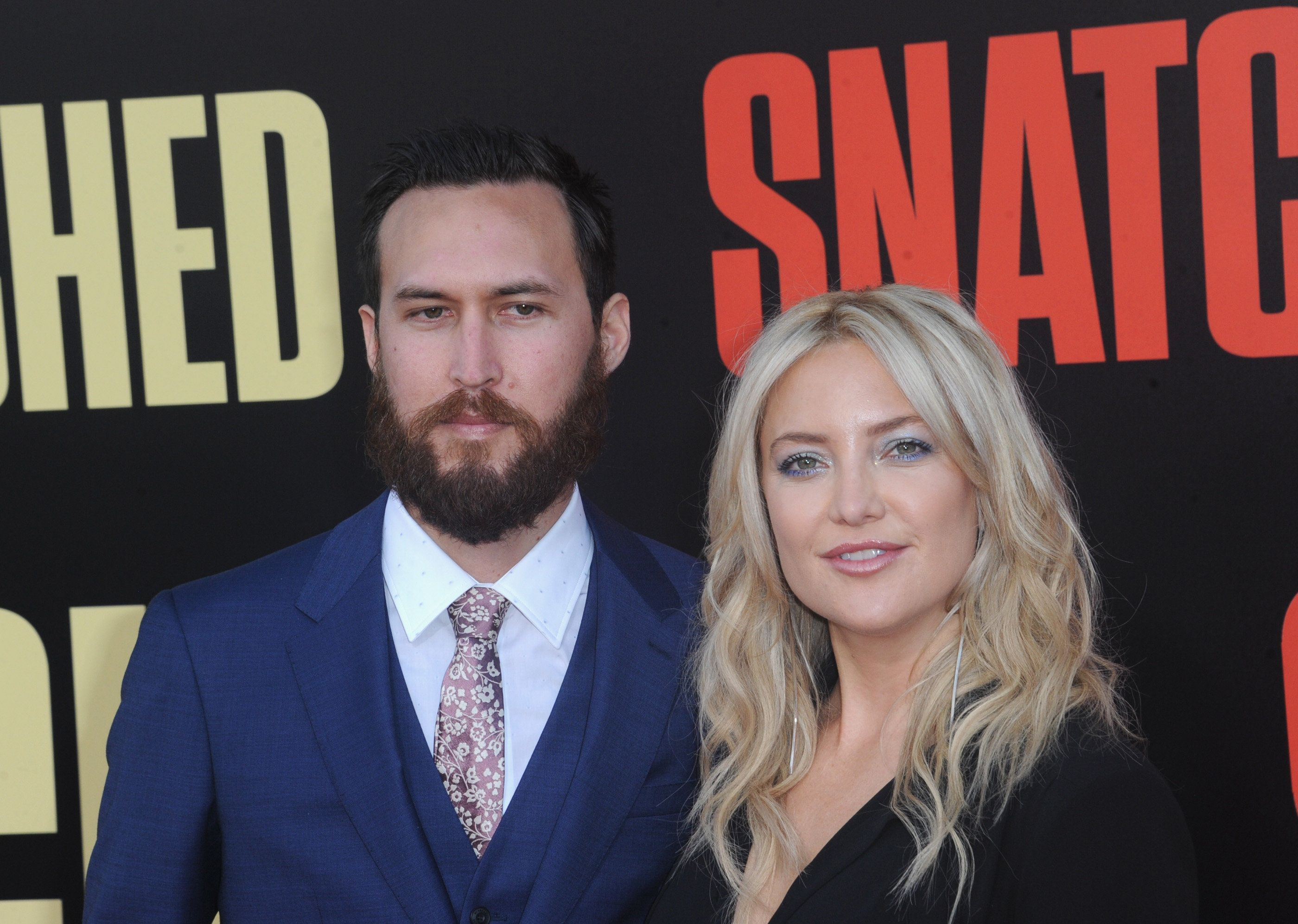 Kate Hudson is pregnant, expecting daughter with boyfriend Danny Fujikawa