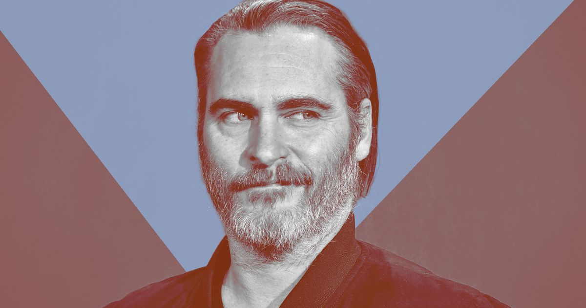 What If Joaquin Phoenix Is Friendlier Than He Gets Credit For?
