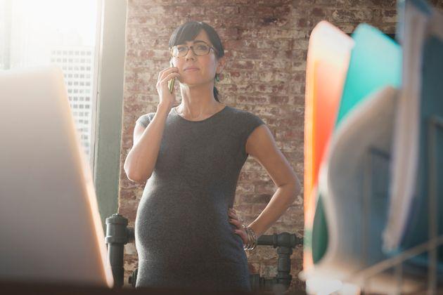 Mutterschutz Welche Rechte Schwangere Im Job Haben Huffpost