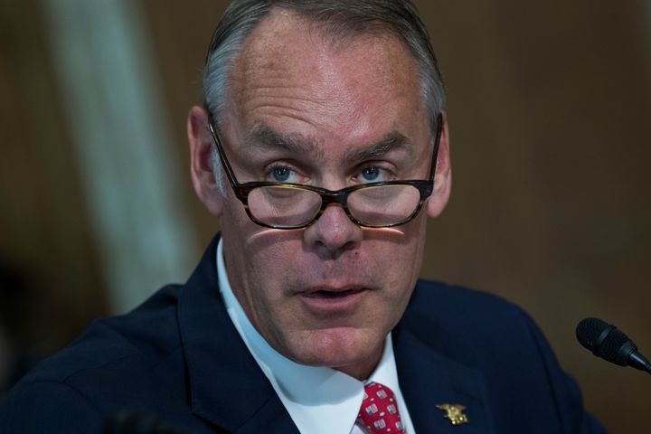 Interior Secretary Ryan Zinke is now saying that Florida's coastal waters are not exempt from the administration's offshore d