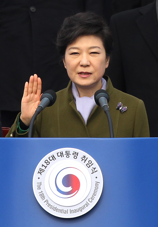 박근혜가 결정적 시기마다 내놓은 거짓말