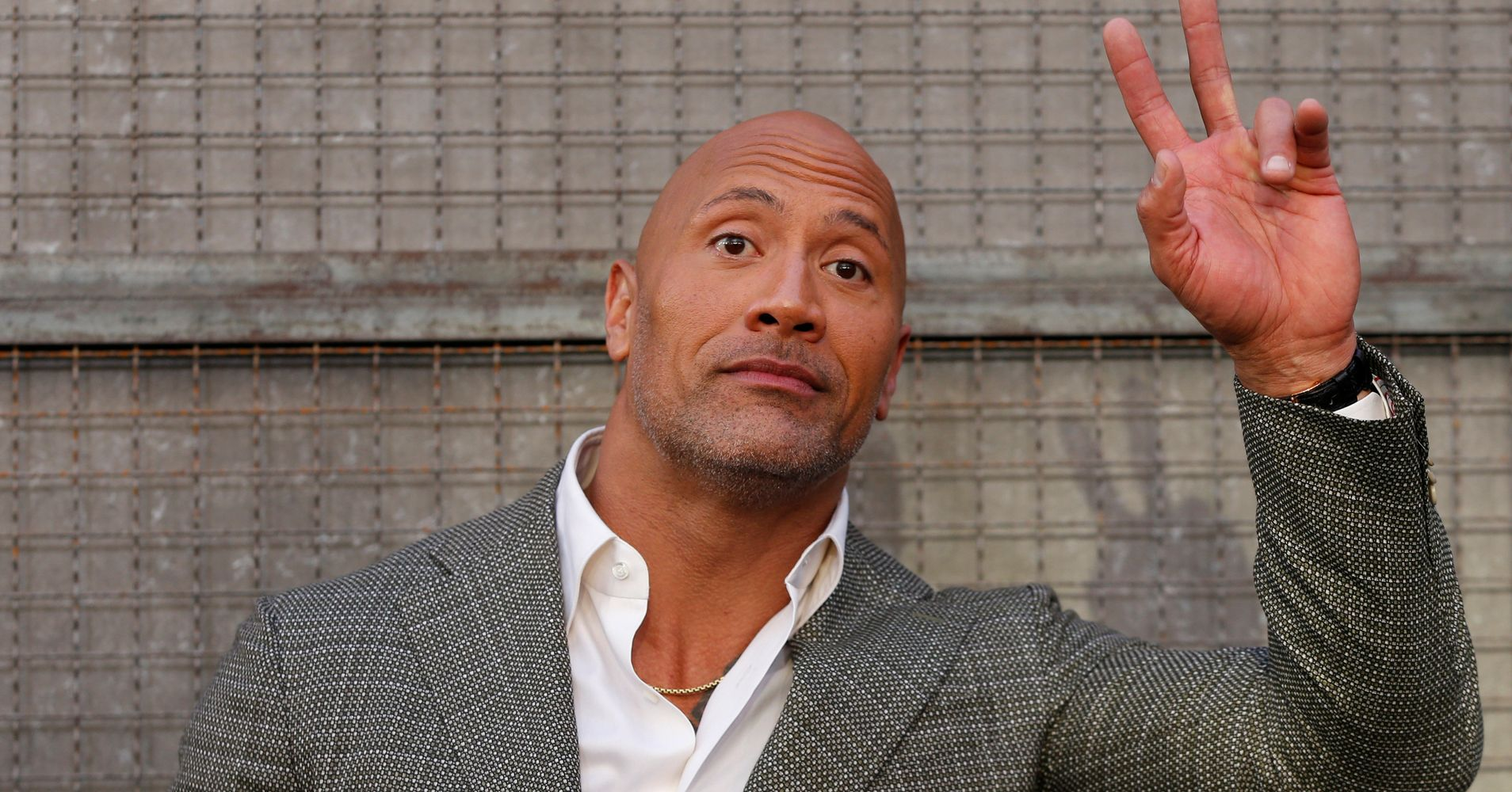 Dwayne 'The Rock' Johnson's Butterfly Snap Finally Becomes ...
