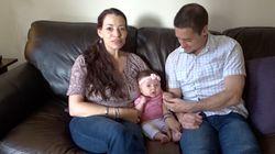 Ehepaar bekommt Kinderwunsch erfüllt – als das Baby auf die Welt kommt, ist es schon 13 Jahre alt