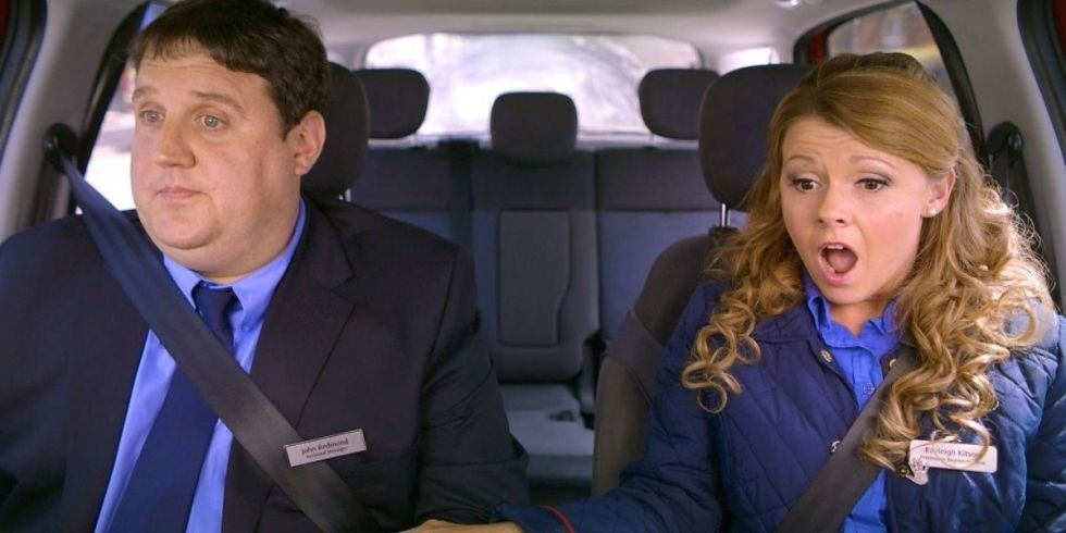 Peter Kay fans praise 'perfect' Car Share finale after charity screening