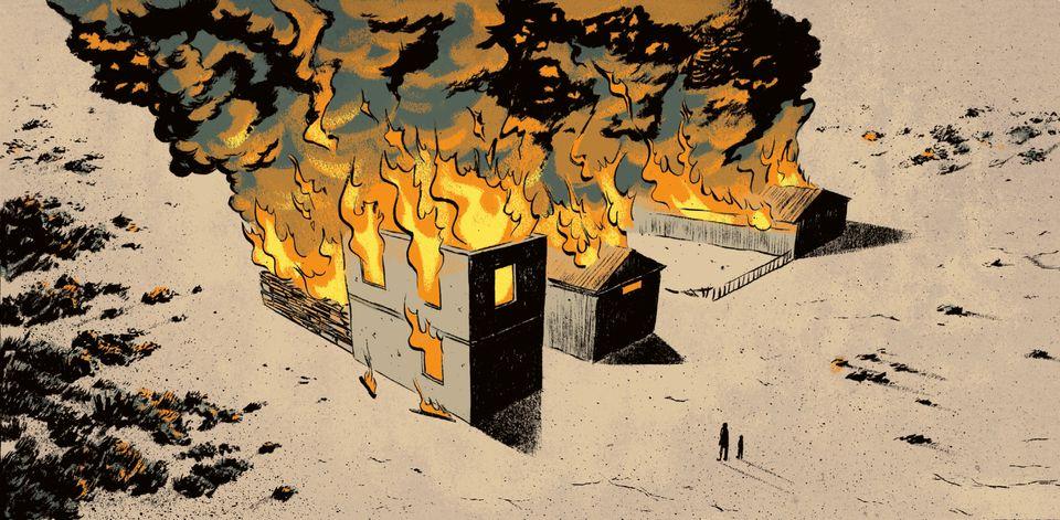 Στα Μυστικά του Βάλτου: Tο σκοτεινό «παιδικό» βιβλίο της Πηνελόπης Δέλτα, έγινε ένα τραχύ graphic novel...