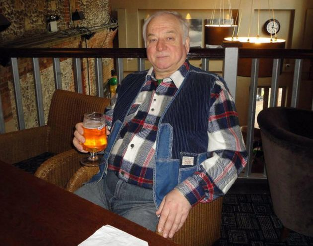 Sergei Skripal is said to 'improving rapidly' following the nerve agent attack in March