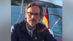 Ο Γερμανός πρέσβης εύχεται στους Έλληνες «Καλή Ανάσταση» με βίντεο που ανέβασε στα social