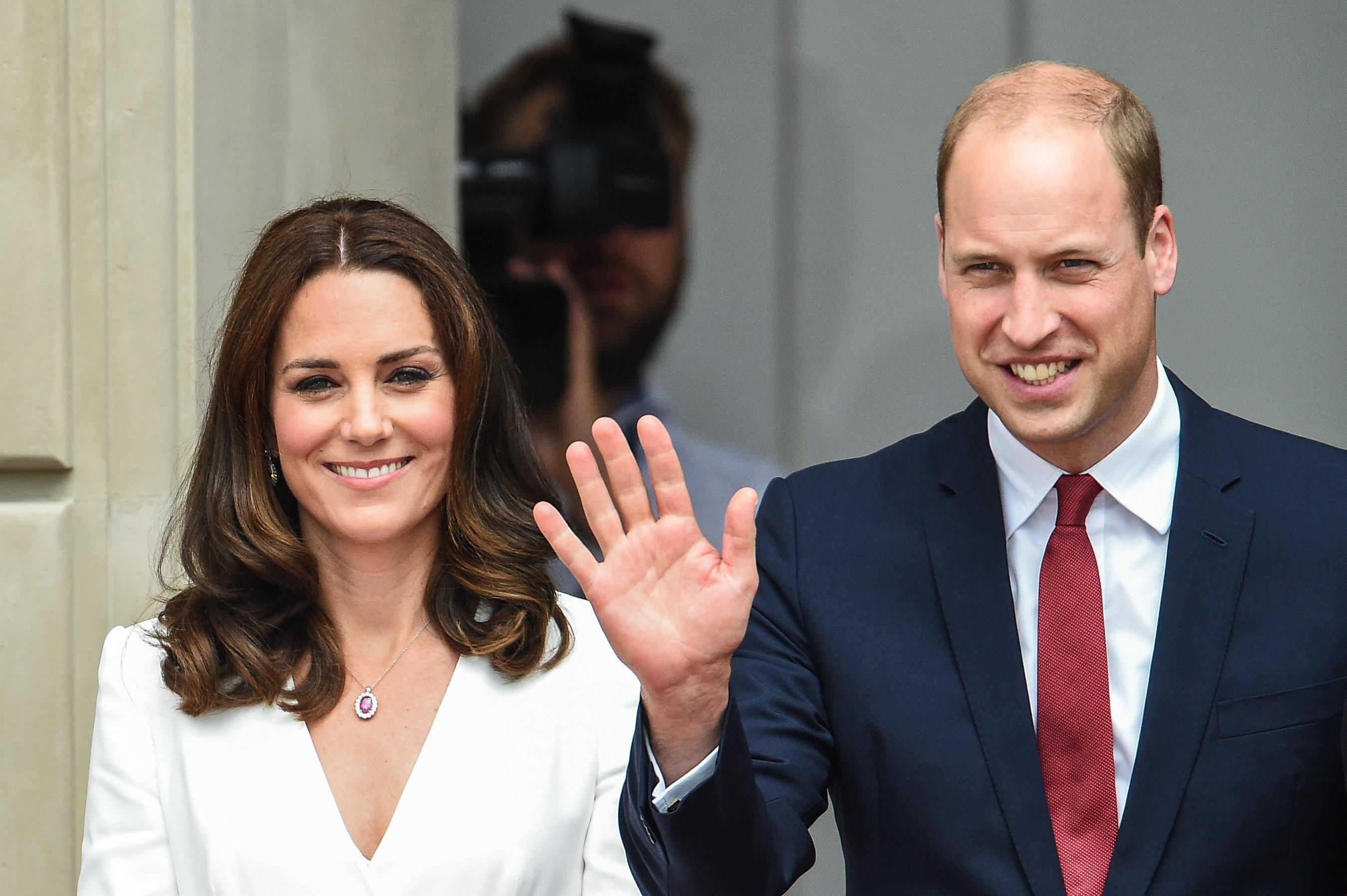 Royals: Drittes Baby von Herzogin Kate und Prinz William ist da