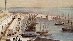 Alger vengea Grenade : Piraterie et