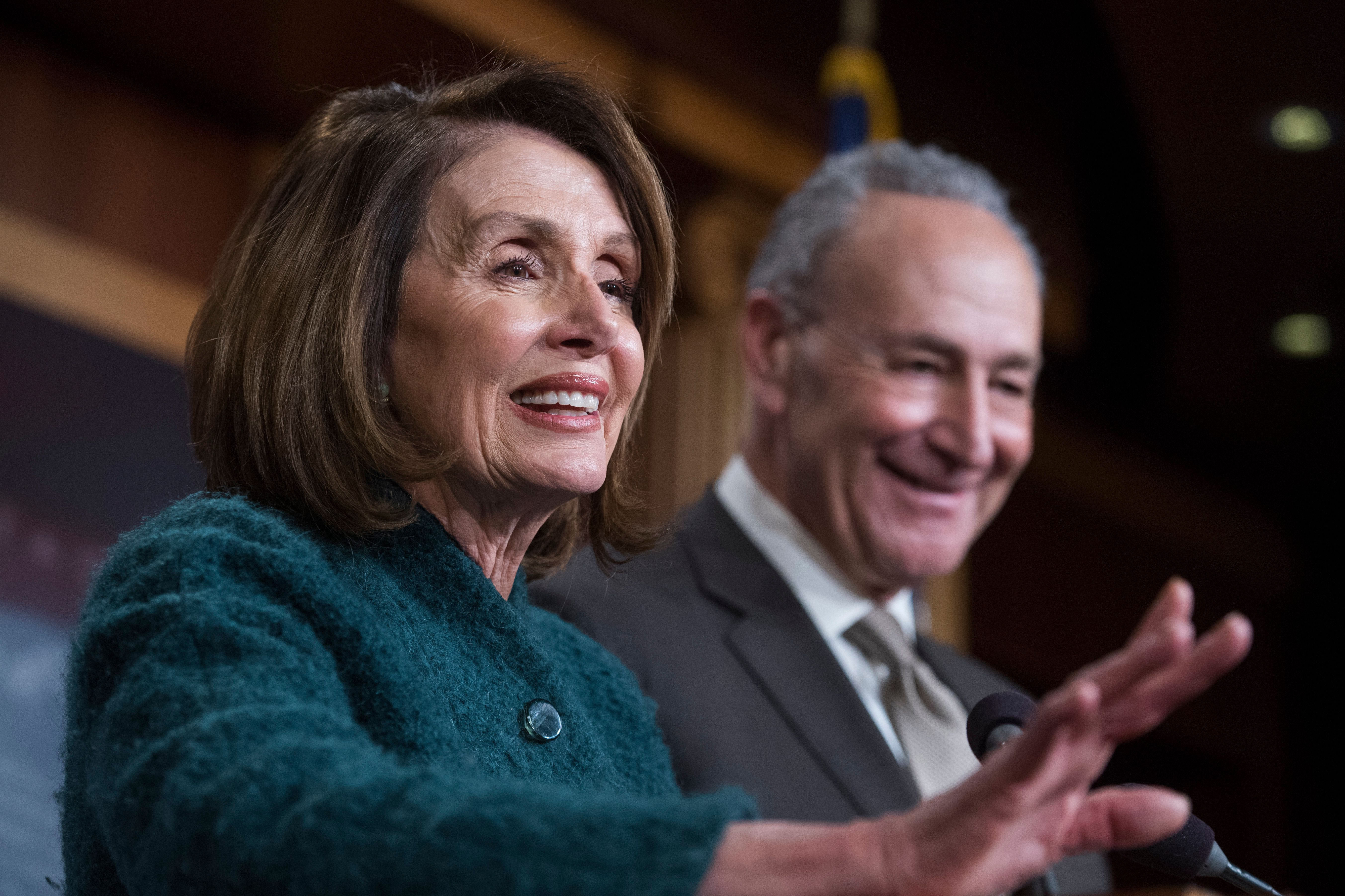 If Democrats retake the House, House Minority Leader Nancy Pelosi (D-Calif.) could once again serve as House speaker.