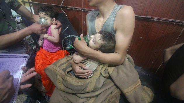 Η Ρωσία διαψεύδει την επίθεση με χημικά από τον Άσαντ. Άμεση απάντηση θα επιδιώξουν οι ΗΠΑ εάν επιβεβαιωθούν...