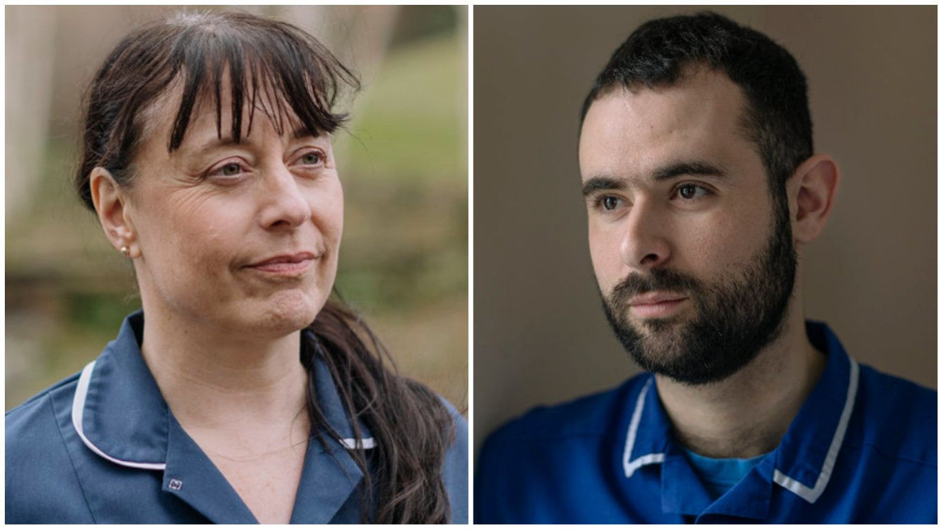 'You Don't Get The Time With Women': Two Midwives A Generation Apart Talk Busy Wards, Complex Births And Sexual