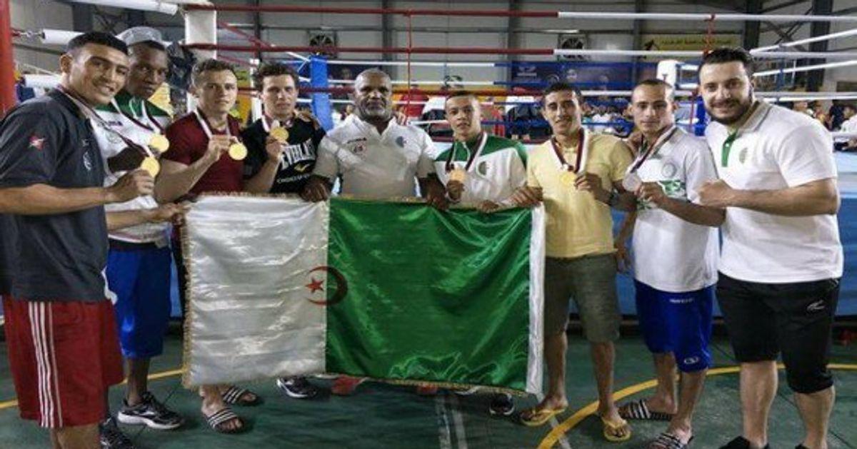 Championnat arabe de boxe : l'Algérie remporte la première place