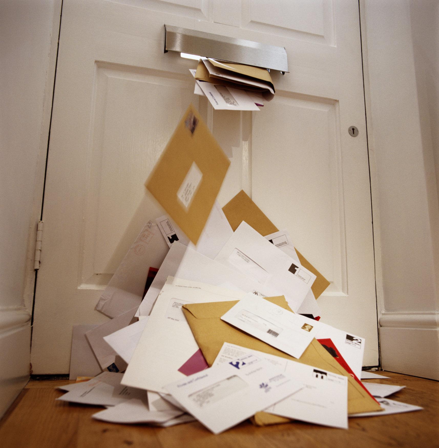 Italien: Postbote hortet 400 Kilo Briefe – die Begründung ist