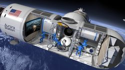 Voilà à quoi va ressembler le premier hôtel spatial de luxe, prévu pour 2022