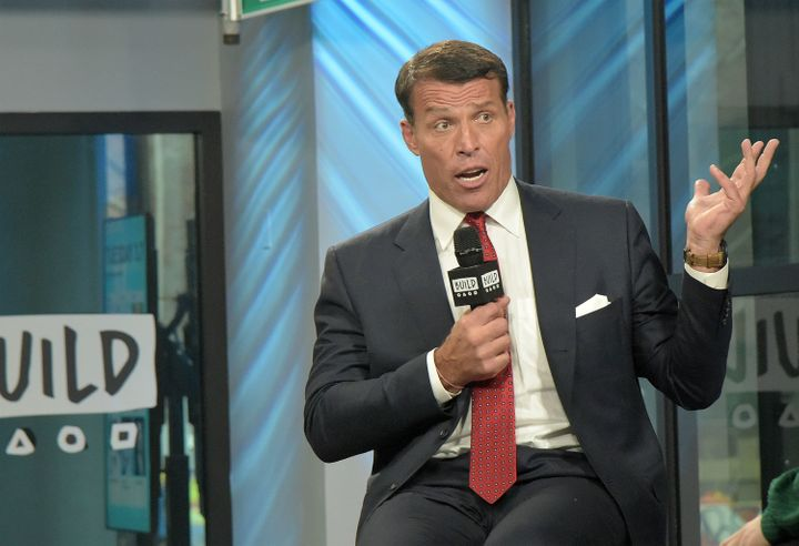 Tony Robbins Apologizes Amid Backlash Over Me Too Comments