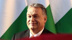 헝가리 독재자 빅토르 오르반이 3연임에