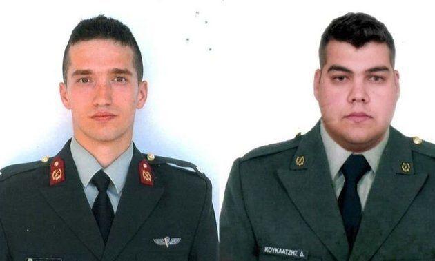 Οι δύο Έλληνες στρατιωτικοί στην Ανδριανούπολη έλαβαν τη Θεία Κοινωνία και την ευχή του Οικουμενικού