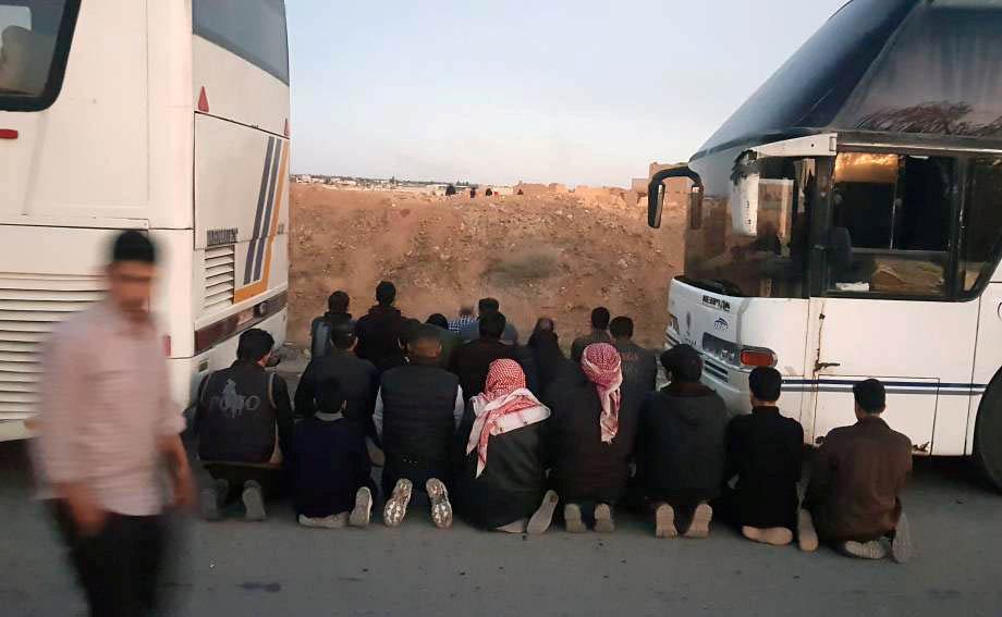 Συρία: Αποχωρούν από τη Ντούμα τα μέλη της ισλαμιστικής οργάνωσης Τζάις αλ