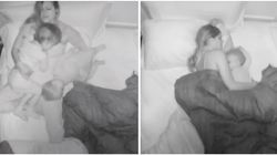 Mum's Overnight Time-Lapse Video Gives A Brutal Insight Into Sleeplessness When You Have