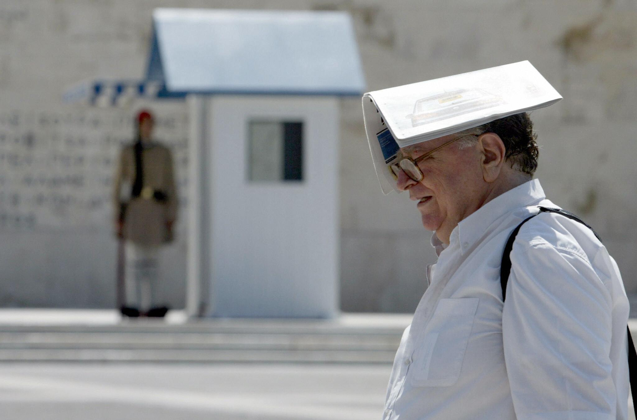 Το κλίμα της Ελλάδας αλλάζει ραγδαία: Έως 4,5 βαθμούς θα αυξηθεί η θερμοκρασία τα επόμενα