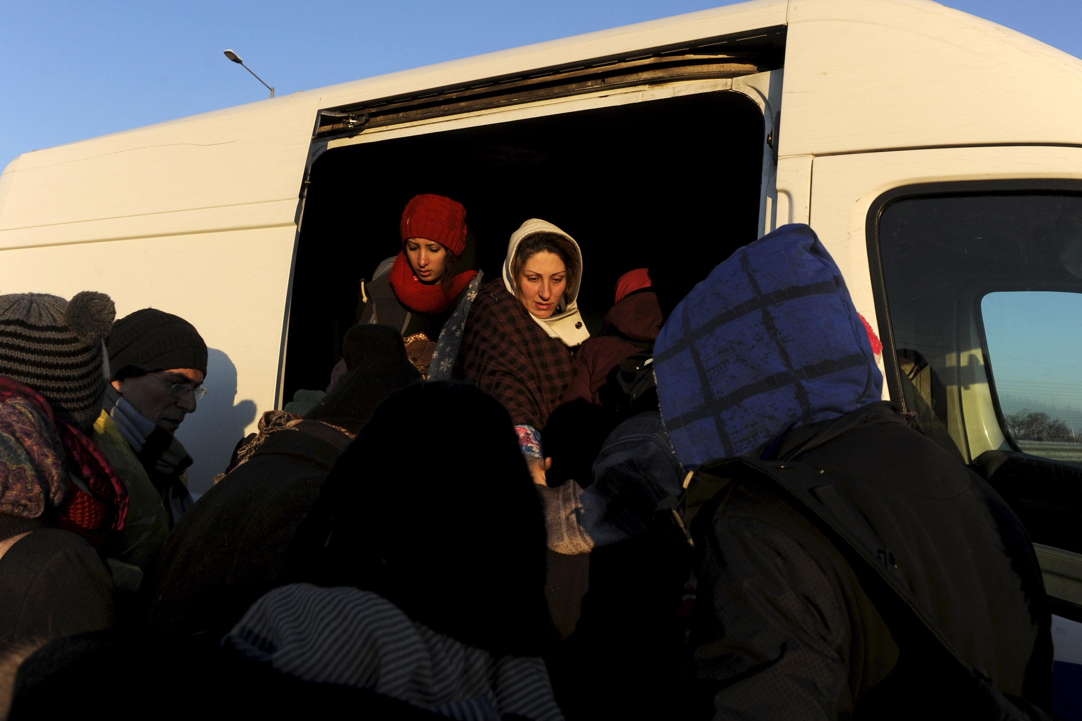 Σύλληψη 24χρονου αλλοδαπού στον Έβρο που μετέφερε με φορτηγό 21