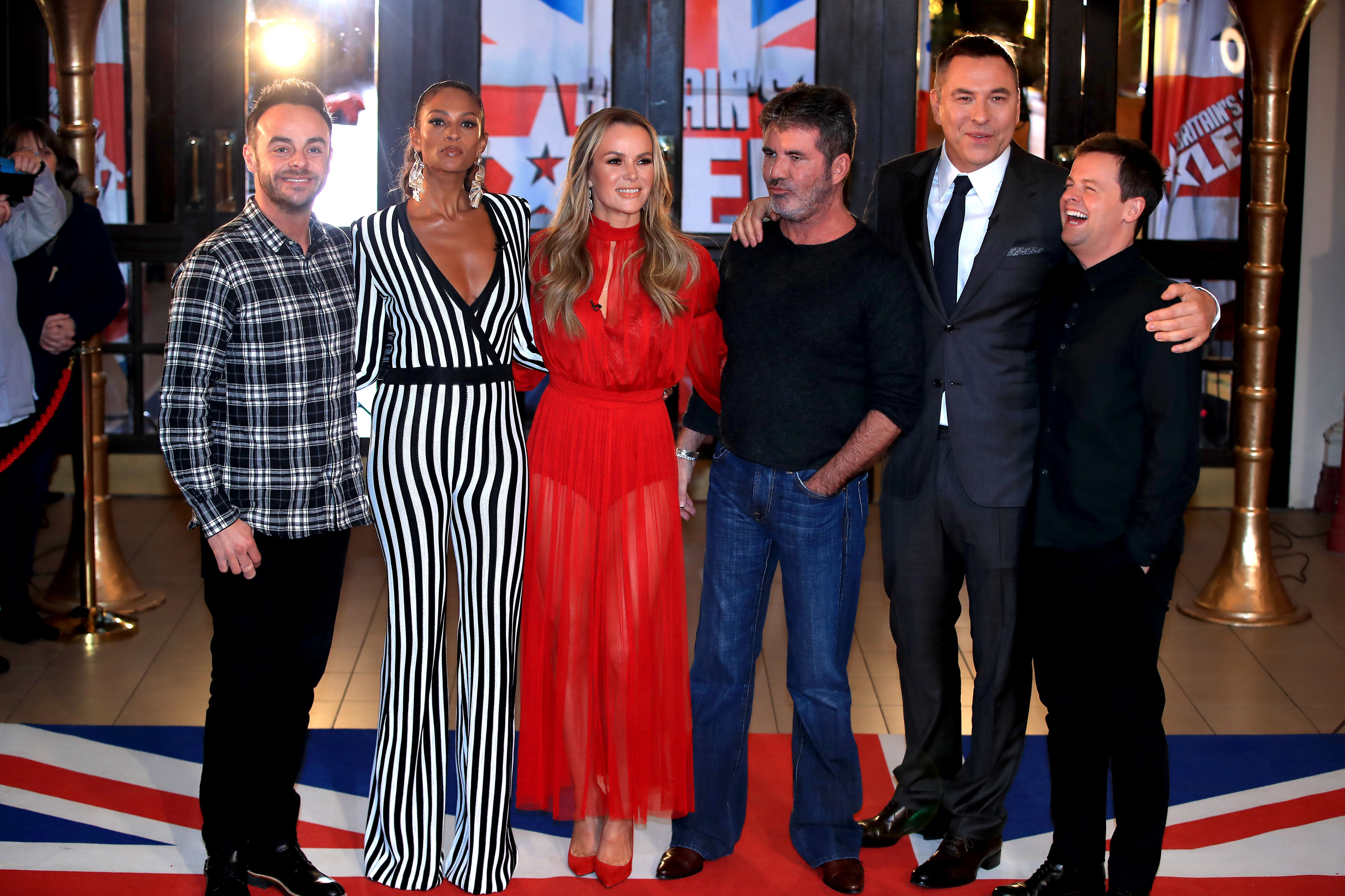 The 'BGT' judges will have their private conversations broadcast on the show
