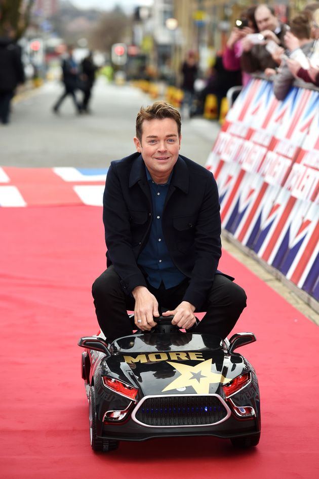Stephen Mulhern is back to host 'More