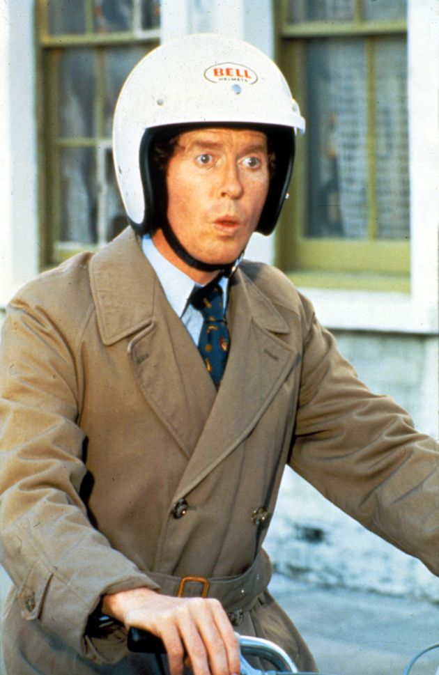 Michael Crawford played Frank Spencer in the original