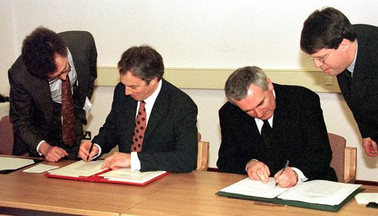 The Good Friday Agreement: 20 Years On, Why Is The Peace Deal Under